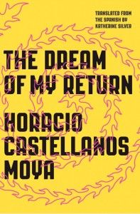JONATHAN WOOLLEN (BOOKSELLER) RECOMMENDS: An El Salvadoran journalist has fled civil war to live in Mexico. Now he wants to return home at a time of highly questionable safety. This short, sharp novella, has acupuncture, family secrets, hitmen, hallucinogens, and the narrator's all-consuming paranoia surrounding each of these things. Told in fluid and wildly extended sentences that, Castellanos Moya has crafted an hysterical novel in both senses of the word.