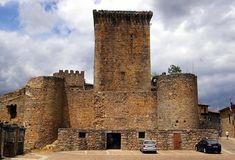 Castillo de Miranda del Castañar (Salamanca).