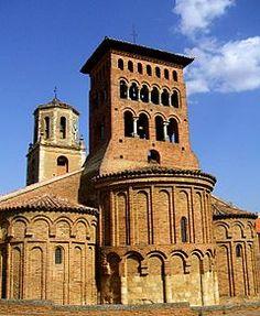 Iglesia de San Tirso de Sahagún (León) Románico-mudejar