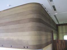 版築積層壁