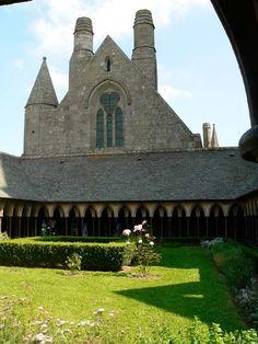 Mont St. Michel, Normandie