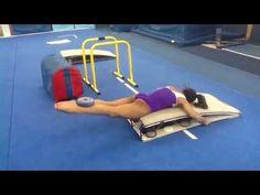 Failing to prepare -- essential conditioning for gymnasts Gymnastics Lessons, Gymnastics Routines, Gymnastics Tricks, Gymnastics Flexibility, Gymnastics Coaching, Gymnastics Posters, Gymnastics Workout, Olympic Gymnastics, Flexibility Workout