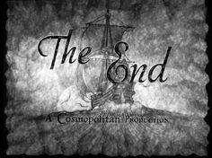 The End. Captain Blood, Life Goes On, The End, Cinema, Movies, Type, Films, Movie, Film