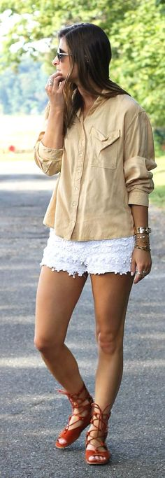 To Be Bright Desert Shades Outfit Idea