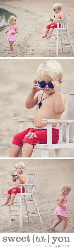 This will be my kid one day! Lifeguard Outfit, Guard House, Cute Creatures, Cute Babies, Photo Ideas, Haha, Crochet Hats, Spirit, Passion