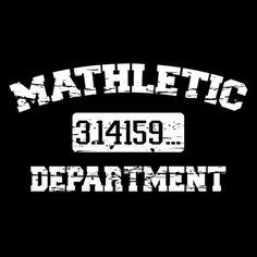 Mathletic Department - Bad Idea T-shirts