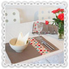 Platzset, Tischset, Ostern, Essen, Tischdeko, Frühling