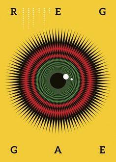 Jacek Tofil via Reggae Poster Contest