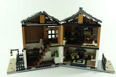 LEGO Ideas - Sherlock Holmes 221B Baker Street