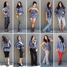 Transforming-men's-shirts-15 http://www.stylisheve.com/10-stylish-ways-a-woman-can-wear-a-mans-shirt/