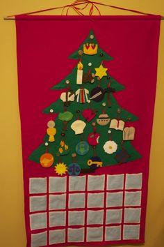 Advent calendar idea...so many possibilities...