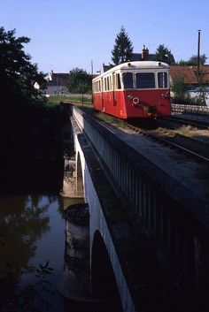 1978-Chemin de fer a voie métrique Le Blanc Argent.