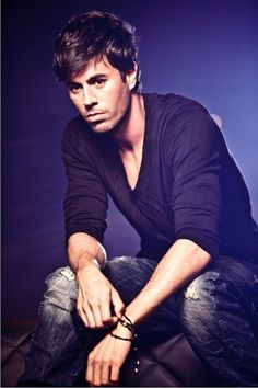 Enrique Iglesias...For listening his songs  visit our Music Station http://music.stationdigital.com/  #enriqueiglesias