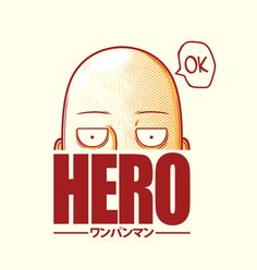 Camiseta One Punch Man - Véi Nerd
