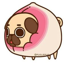 Shared by Find images and videos about nap pug on We Heart It - the app to get lost in what you love. Cute Kawaii Drawings, Kawaii Art, Pug Wallpaper, Pug Cartoon, Pug Art, Pug Pictures, Pug Love, Dog Behavior, Leprechaun