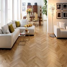 Buy parquet flooring at cheap prices. parquet vinyl tiles, laminate, parquet engineered wood and parquet solid wood flooring available. Herringbone Laminate Flooring, Oak Parquet Flooring, Herringbone Wood Floor, Solid Wood Flooring, Engineered Wood Floors, Wood Laminate, Wood Floor Pattern, Hardwood Floor Colors, Luxury Flooring