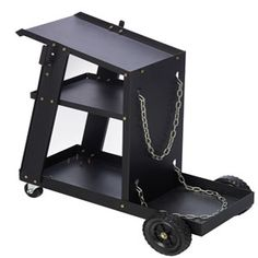3 Tier Portable Welding Trolley with FREE UK Delivery. Over Products Available, all with a Price Promise and FREE Delivery on Orders over Shop in confidence 24 Hours A Day. Welding Table Diy, Welding Cart, Welding Tools, Welding Projects, Woodworking Projects, Diy Shops, Table Frame, Bespoke Furniture, Table Plans