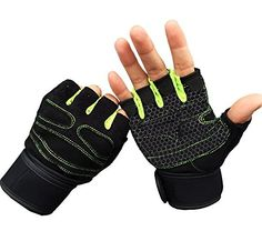 Best price on Black and Green Spring and Autumn Outdoor Fitness Gloves Sports Gloves Men Slip Resistant Wrist Weightlifting Gloves Half Finger Gloves M Code //   See details here: http://smartgardenreview.com/product/black-and-green-spring-and-autumn-outdoor-fitness-gloves-sports-gloves-men-slip-resistant-wrist-weightlifting-gloves-half-finger-gloves-m-code/ //  Truly a bargain for the inexpensive Black and Green Spring and Autumn Outdoor Fitness Gloves Sports Gloves Men Slip Resistant Wrist…