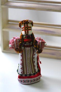 Motanka Doll Ukrainian folk doll-amulet. Great by SecretGiftShop