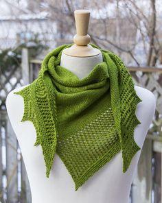Bella shawl