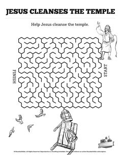 35 best Jesus Cleansed the Temple: Matthew21:12-17; Mark 11:15-19 ...