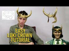 Loki Halloween Costume, Horns Costume, Cosplay Horns, Loki Costume, Marvel Costumes, Cosplay Diy, Diy Costumes, Cosplay Costumes, Lady Loki Cosplay