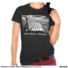 Woman's T-shirt, Size S, Malaysia