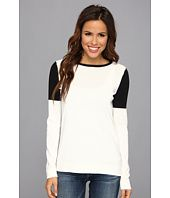Calvin Klein - Cable Knit Drop Shoulder Sweater