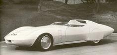 1978 Chevrolet Astro-Vette (Concept Car)
