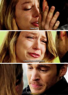 This makes me so sad when I read it!! It reminds me of the episode.. #Supergirl-#Mon-el