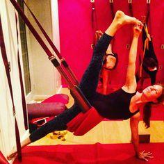 223 best yoga kurunta images  yoga rope iyengar yoga asana