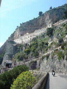 Amalfi Coast Road - Campania, Italy
