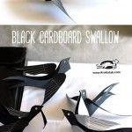 Black+Cardboard+SWALLOW