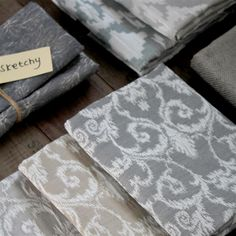 BIGGIE BEST - WIDE WIDTHS NEW!! Quilt Bedding, Linen Bedding, Cotton Blankets, Scatter Cushions, Scented Candles, Interior Ideas, Wedding Gifts, Fabrics, Quilts