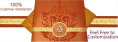 Indian Wedding Cards: Buy Indian Scroll Wedding Invitations along with Scroll Card on Cheap and best price from the wedding invitation cards online shop from Jaipur, India Scroll Wedding Invitations, Indian Wedding Invitation Cards, Indian Wedding Invitations, Wedding Card Design Indian, Indian Wedding Cards, Wedding Wows, Elegant Wedding, Wedding Ideas, Invitation Writing