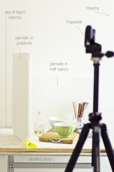 how to detailed tips from food blog veteran Italian language with English translation available. #foodphotographytips