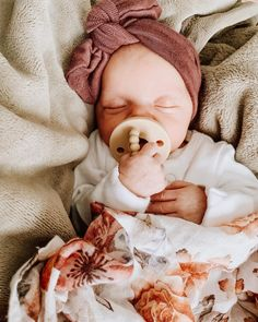Mini Scout Floral Swaddle