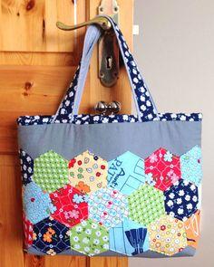 Clover & Violet — The Felicity Bag: More Versions