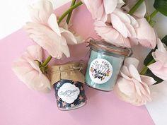 Tutoriel DIY: Réaliser des bougies pour la fête des mères via DaWanda.com