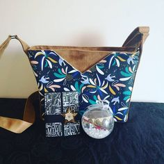 couture autodidacte sur Instagram: Cadeau de ma Swapeuse Sac mambo de chez #sacotin Je suis trop fan 😍