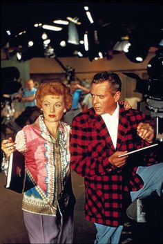 25 Rare Photos Of I Love Lucy In Color ~ I grown up watching I Love Lucy on VHS. It's still one of my favorite shows.