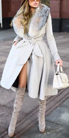 Winter Fashion Outfits, Modest Fashion, Autumn Winter Fashion, Stylish Outfits, Mode Mantel, Barbie Mode, Elegant Outfit, Casual Street Style, Mode Inspiration