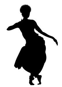 cc645f3f3 20 Best dancer silhouette images