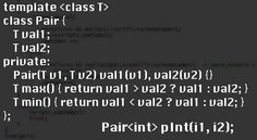 Classe template em C++ - Out4Mind