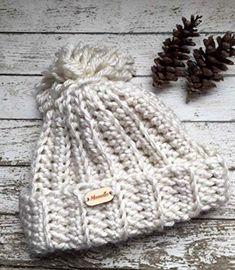 NWT CARHARTT FOR WOMEN WINTER HAT AQUA /& LIME GREEN PUFFY STRIPE BEANIE SNOW SKI