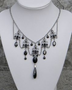 Gothic, Victorian, Necklace