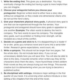 writing tips this is good.