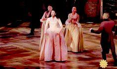 The Schuyler Sisters #work #Hamilton #musical