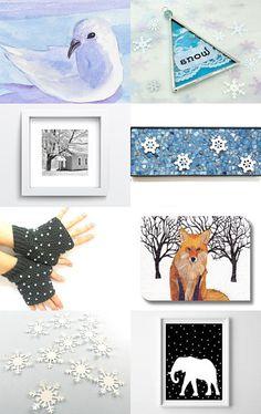 Winter by Cynthia Sillitoe on Etsy--Pinned with TreasuryPin.com