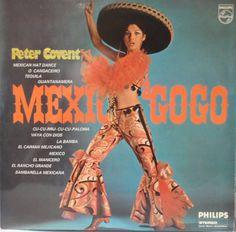 Mexico A Go-Go #LP #cover